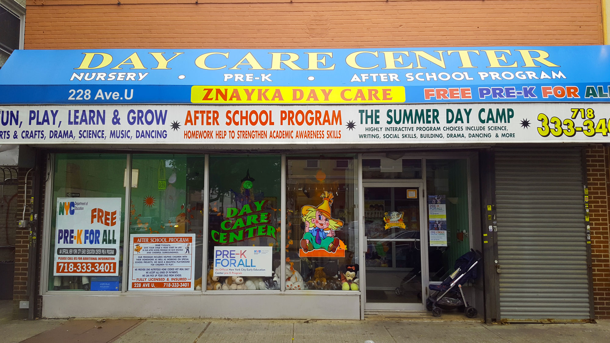About Us Day Care Center on U One of the best Day Care Centers